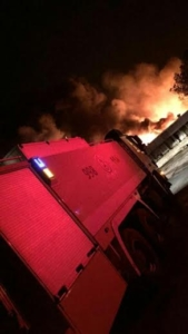 حريق الشرقية2
