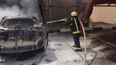 حريق بجازان (1)