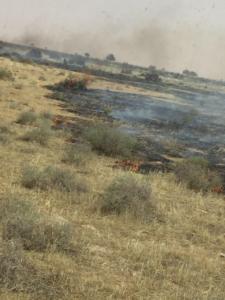 حريق بروضة خريم2