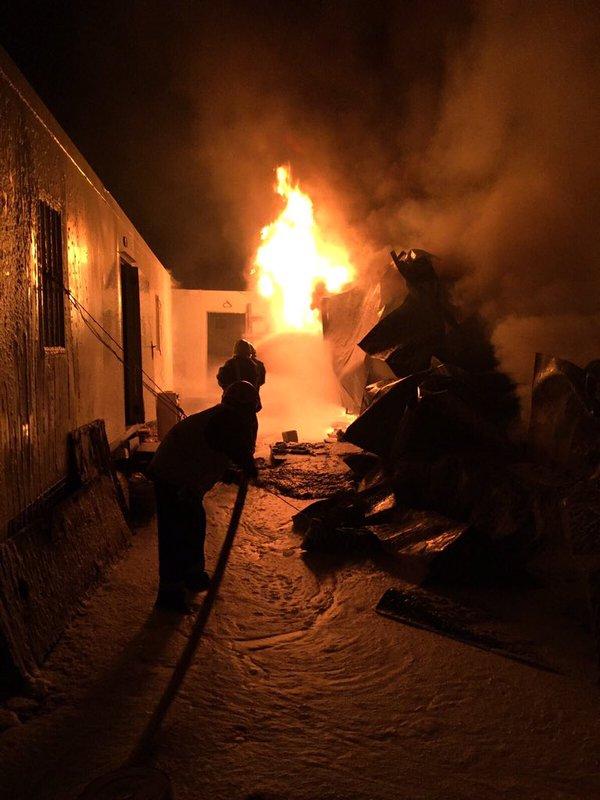 حريق-بعرعر-في برتبل (1)