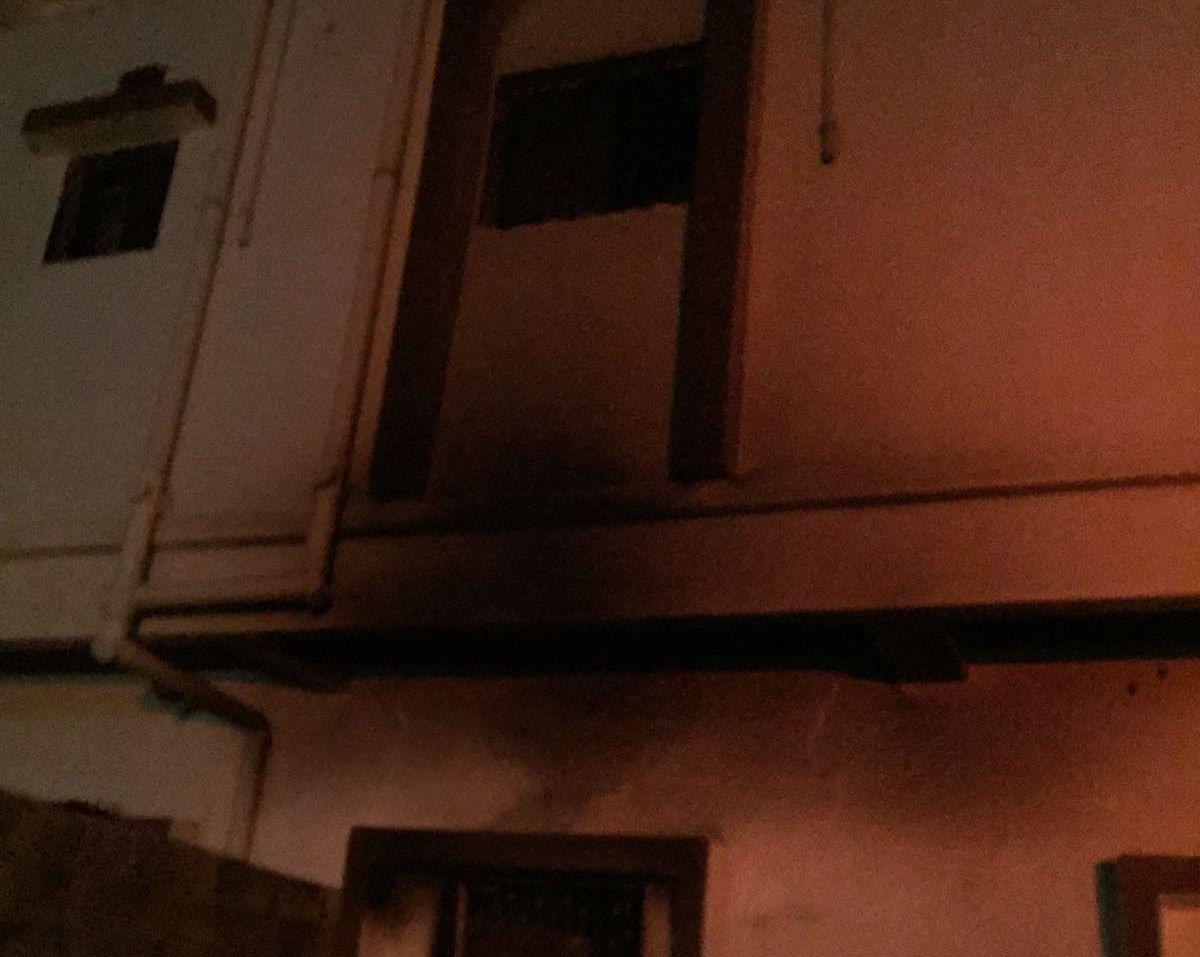 حريق بكرز معشوقة الباحة (4)