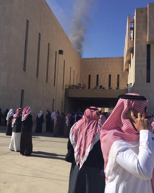 حريق-بمبنى-التلفزيون-بالرياض (4)