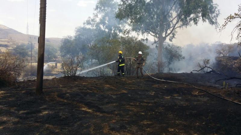 حريق-بمزرعة-بالباحة (4)