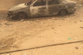 """بالصور.. """"الرياح"""" كادت أن تُسبب كارثة في جدة! - المواطن"""