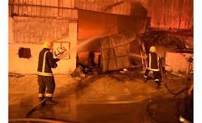 وفاة شخص بحريق شقة سكنية بسبب سيجارة في جدة - المواطن