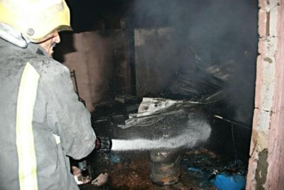 حريق حائل1