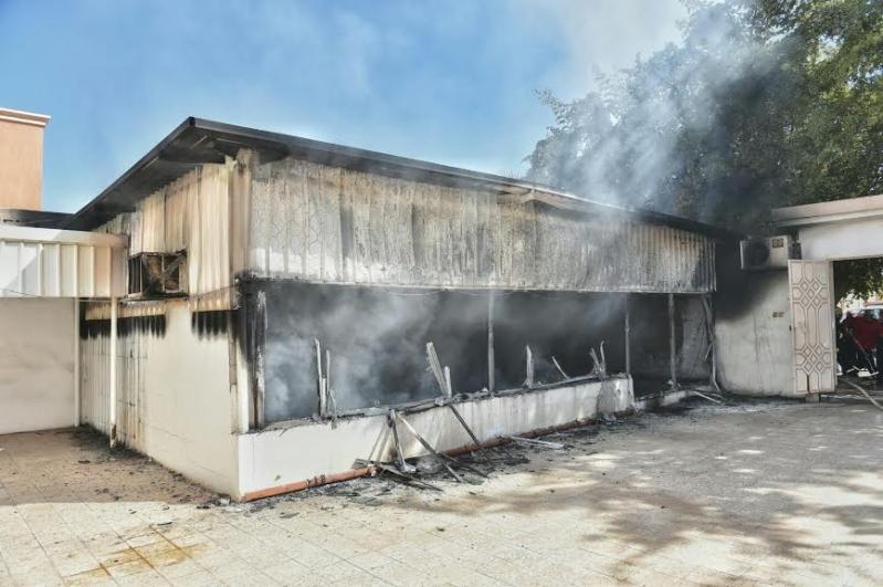 حريق حائل3