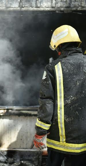 حريق حائل5