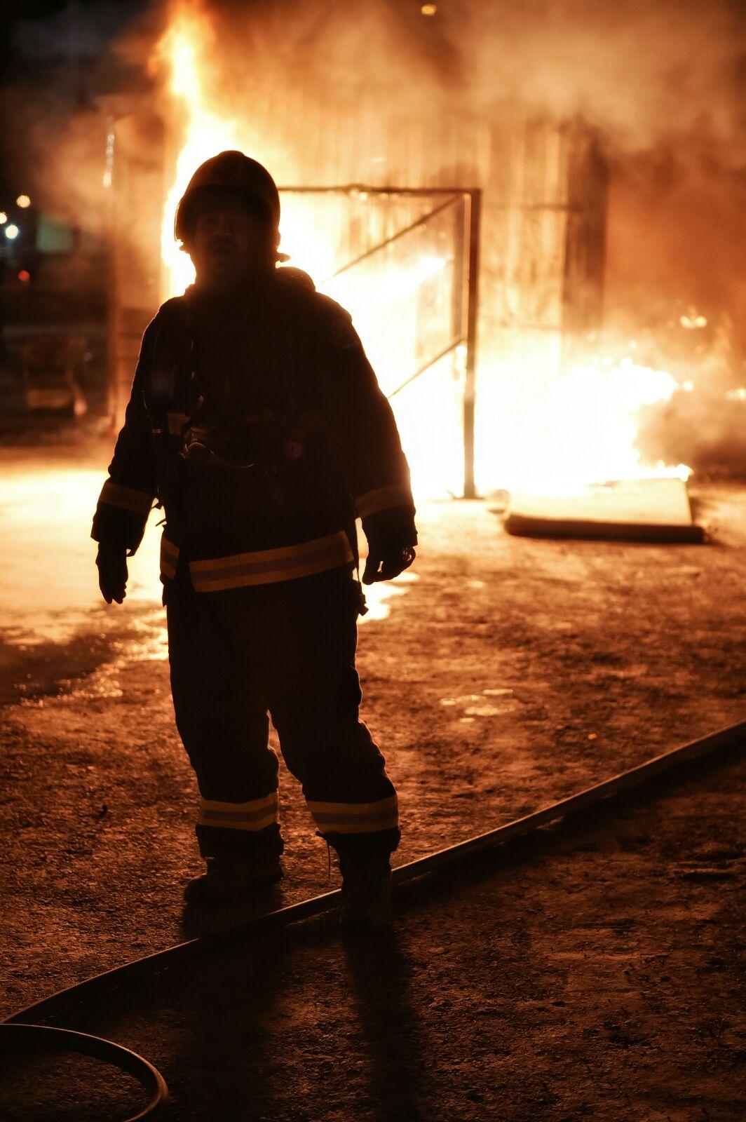 حريق-سكن-عمال-بحائل (6)