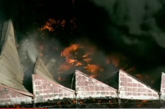 حريق سيدني