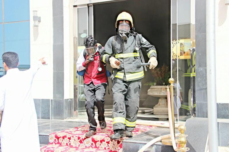 حريق شقق مفروشة (334336744) 