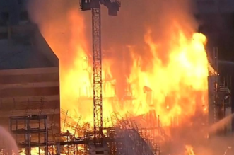 حريق غابات هائل في كاليفورنيا يجبر السكان على إخلاء منازلهم - المواطن