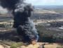 حريق كندا