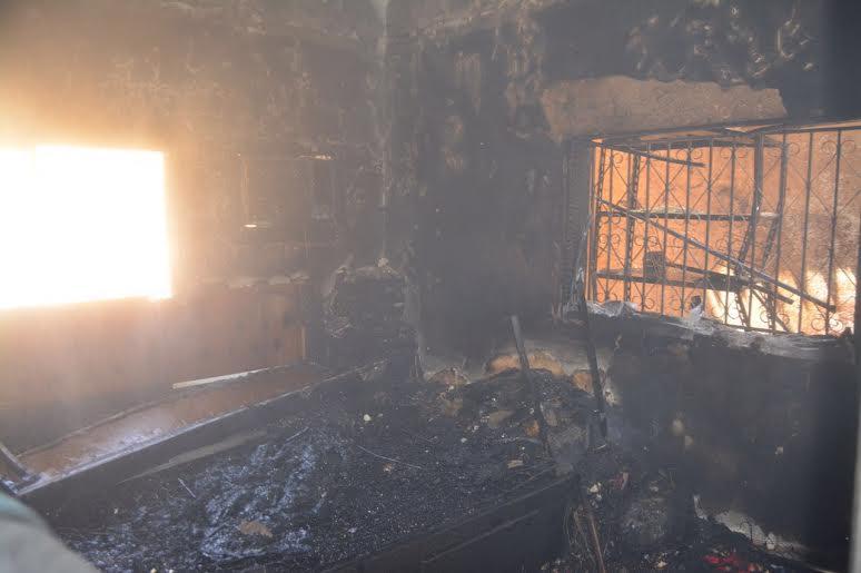 حريق مزرعة سكاكا 3