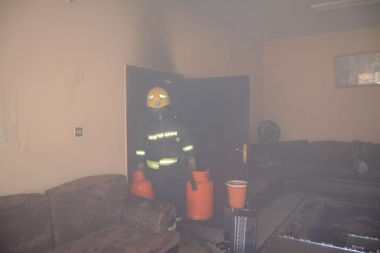 حريق مزرعة سكاكا2