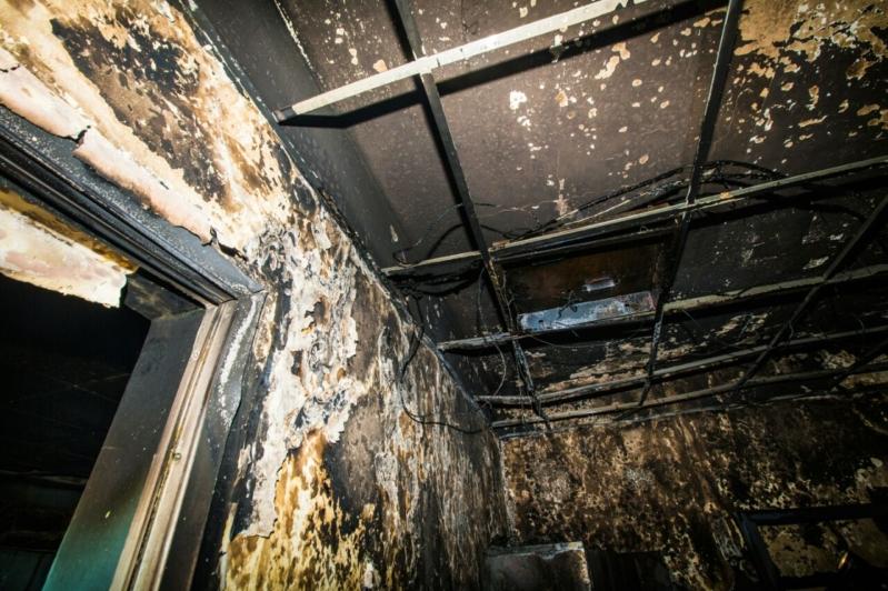 حريق مستشفى العارضة7