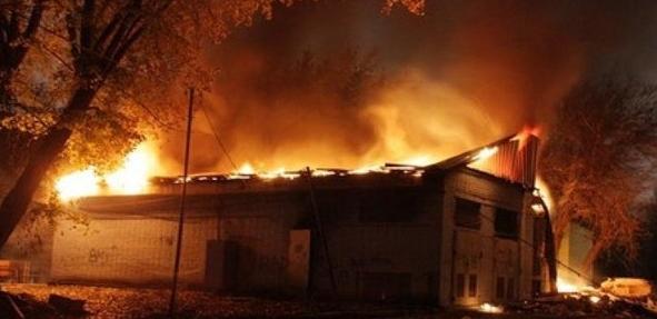 حريق-مستشفى-بروسيا