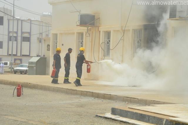 حريق-مسجد (4)