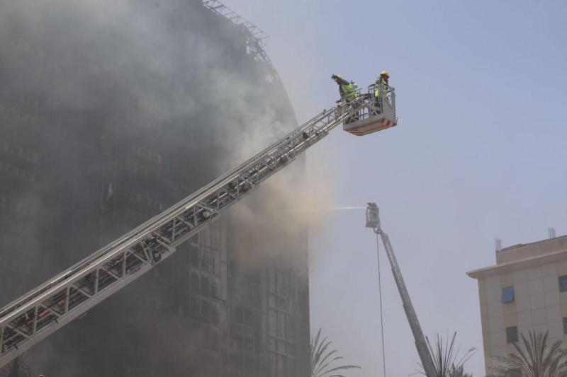 حريق مككة (1) 