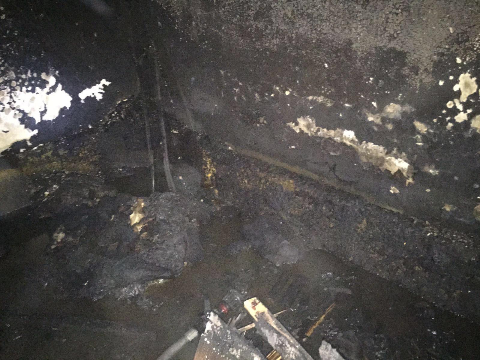 حريق منزل بالمدينة المنورة (6)