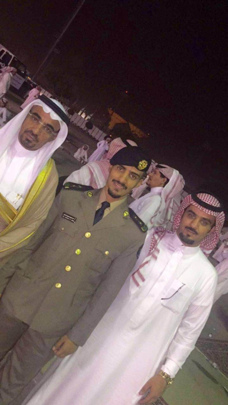 حسام عبد المتعالي ملازماً أول بالمديرية العامة للدفاع المدني