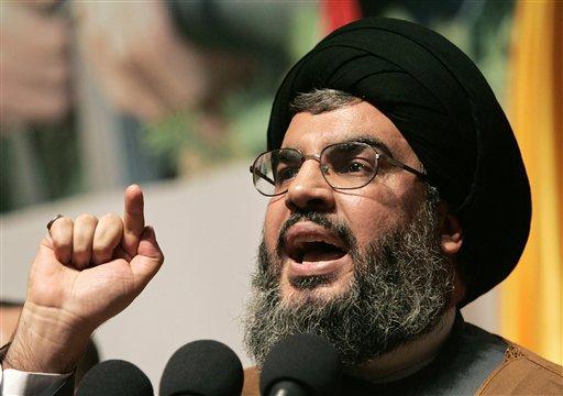 """#نصر_الله يتفاخر بإجرام عناصر حزبه: يخوضون حربًا """"فاصلة وحاسمة"""" مع #الأسد - المواطن"""