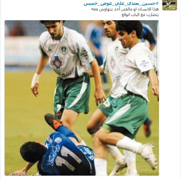 حسين عبدالغني وعوض خميس 4