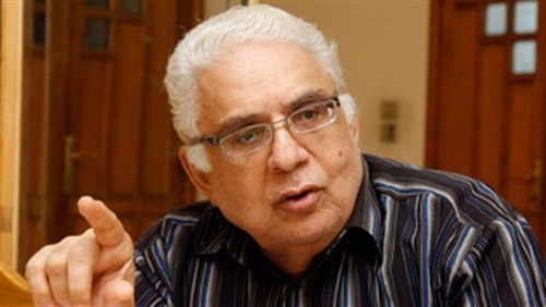 حسين عويضة رئيس نادي أعضاء هيئة التدريس بجامعة الأزهر