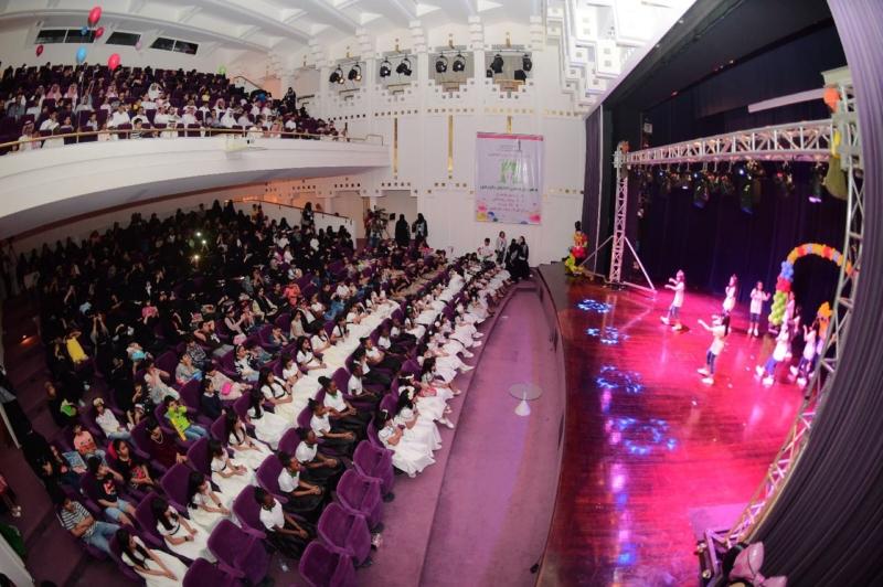 حضور كبير لفعاليات مهرجان مسرح الطفل