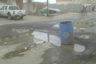 بالصور.. روضة #جازان تنشد الحلول من مياه الصرف وحفر الشوارع - المواطن