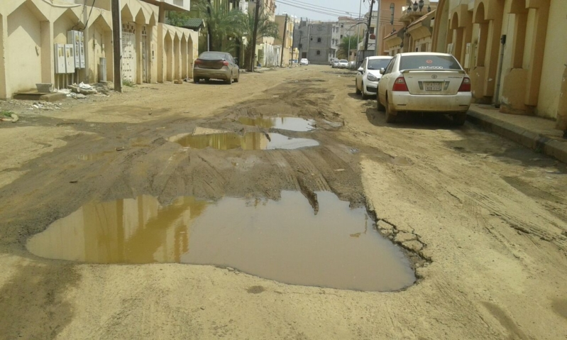 حفريات مطار جازان2