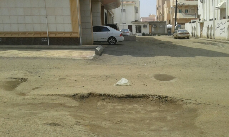 حفريات مطار جازان6