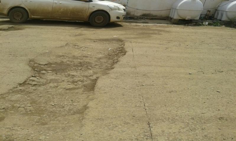 حفريات مطار جازان7