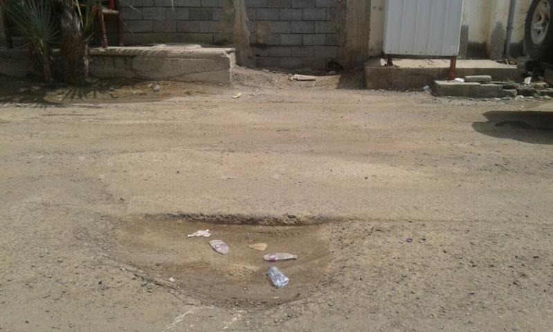 حفريات مطار جازان9