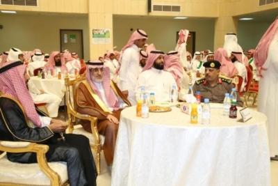 حفل تخريج علمي رفحاء