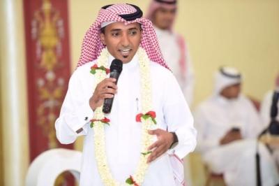 حفل تكريم الدكتور محمد بن أحمد قشيش بمناسبة حصوله على الدكتوراه من جامعة يوتا بالولايات المتحدة الإمريكية1