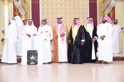 حفل تكريم الدكتور محمد بن أحمد قشيش بمناسبة حصوله على الدكتوراه من جامعة يوتا بالولايات المتحدة الإمريكية7