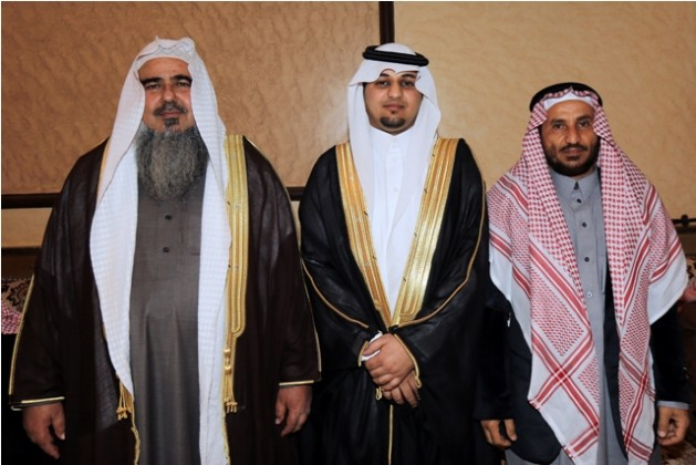 حفل زفاف الشاب عبداللطيف الفيفي (1)