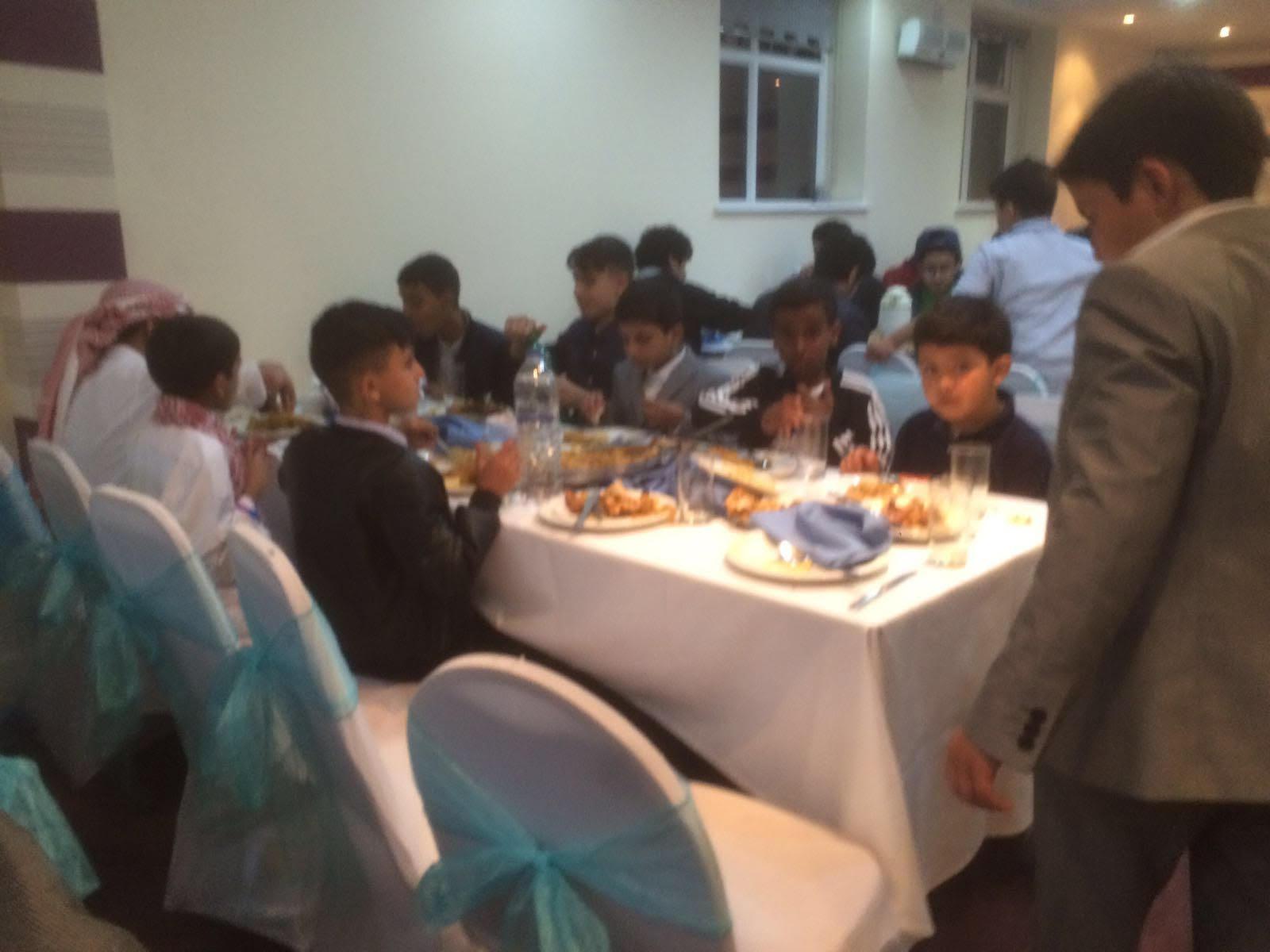 حفل معايدة الطلاب المبتعثين في بريطانيا (1)