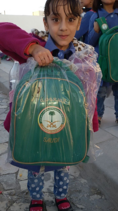حقائب اطفال سوريا (4)