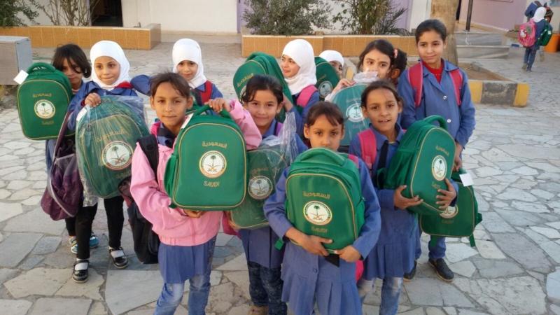 حقائب اطفال سوريا (5)