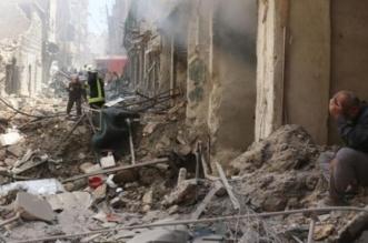 حقوق الإنسان: عار على المجتمع الدولي صمته لما تتعرض له حلب من حرب إبادة - المواطن