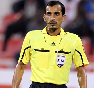 اتحاد الكرة الإماراتي يُطالب بتغيير الحكم القطري في مواجهة تايلاند