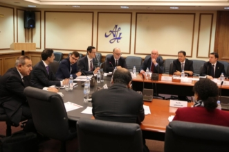 بالصور.. موسكو تناقش التحديات الأمنية في الخليج والحل السياسي في اليمن - المواطن