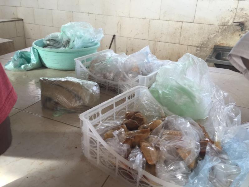 حملات بلدية الطوال ازالة بسطات ومصادرة  (1)
