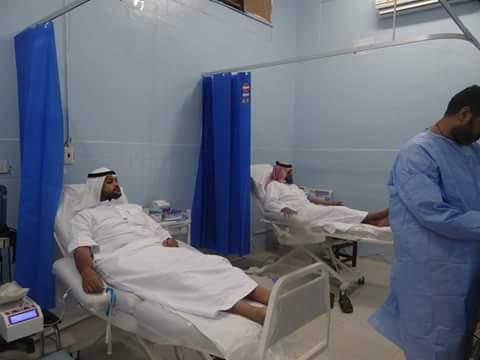 حملة التبرع بالدم وزارة العمل (10)