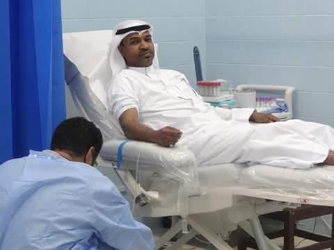 حملة التبرع بالدم وزارة العمل (12)
