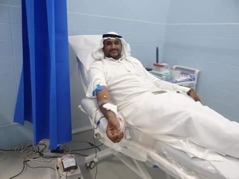 حملة التبرع بالدم وزارة العمل (2)