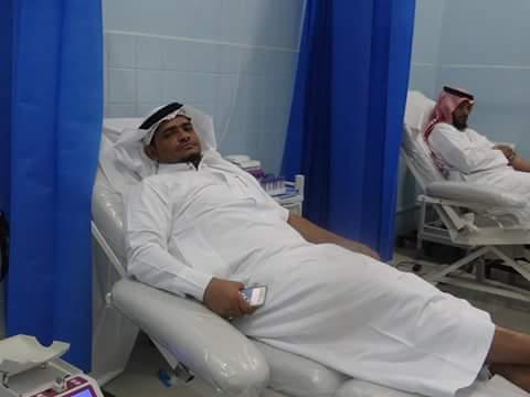 حملة التبرع بالدم وزارة العمل (4)