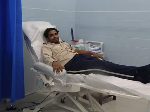 حملة التبرع بالدم وزارة العمل (5)